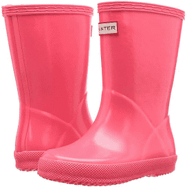 Hunter Boots Hyper Pink Kids