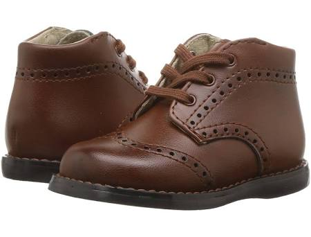 "FootMates ""Cole"" Cognac Burnished"