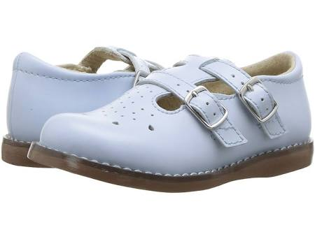"FootMates ""Danielle"" Light Blue"