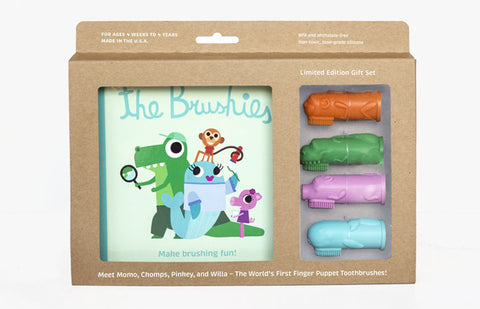 The Brushies Gift Set