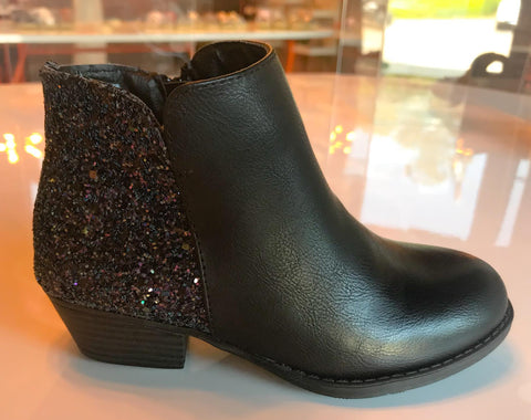Mia Naomi Black Boot