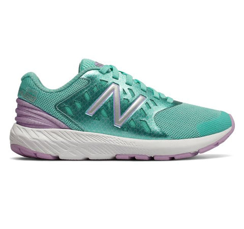 New Balance Aqua/Purple YPURGTV