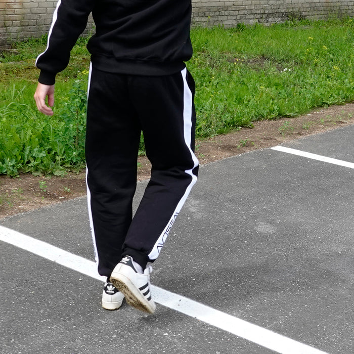 Squatnik Pants - Black - LifeOfBoris