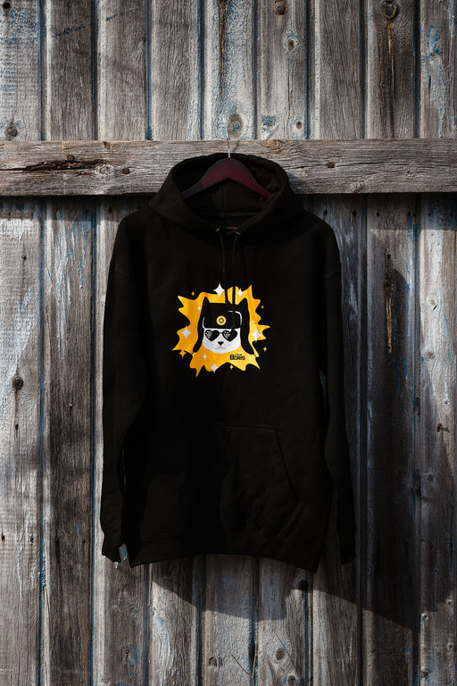 Artyom Superstar - black hoodie - LifeOfBoris