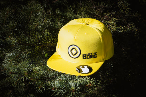 Life of Boris yellow cap - LifeOfBoris