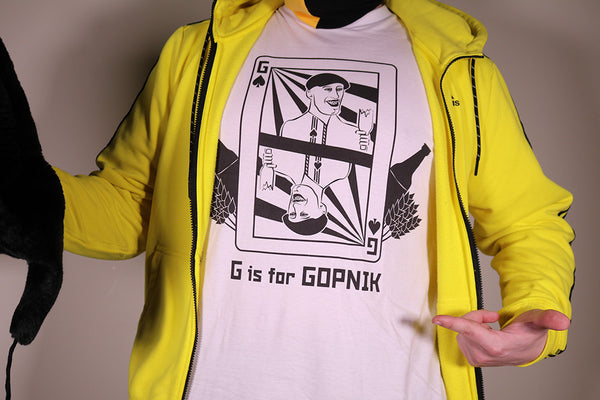 G is for Gopnik