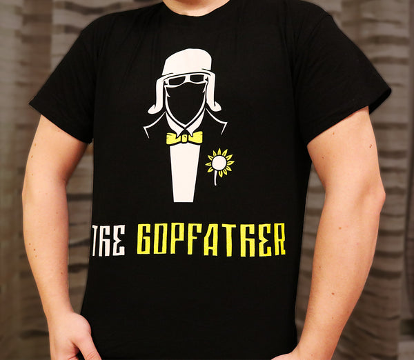The Gopfather T-Shirt - LifeOfBoris