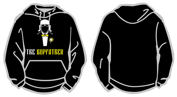 The Gopfather Hoodie - LifeOfBoris