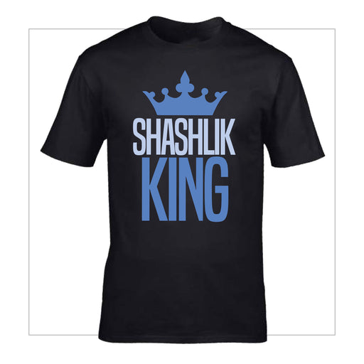 Shashlik King T-Shirt - LifeOfBoris