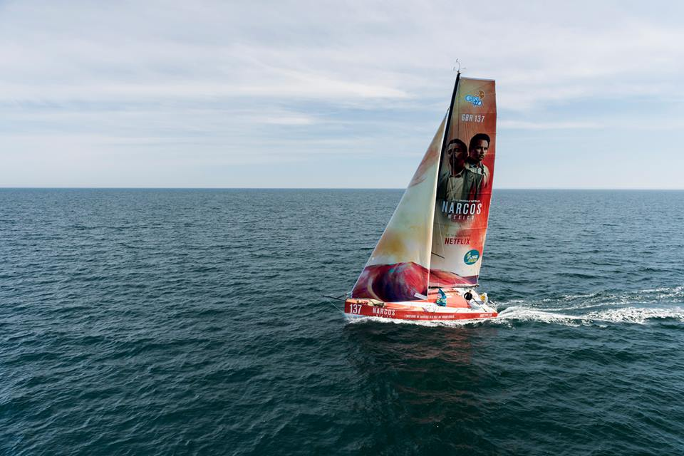 2 days until the start of the Route de Rhum!