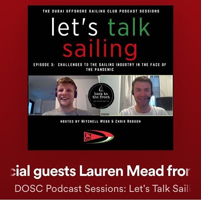Podcast Interview with Dubai Offshore Sailing Club