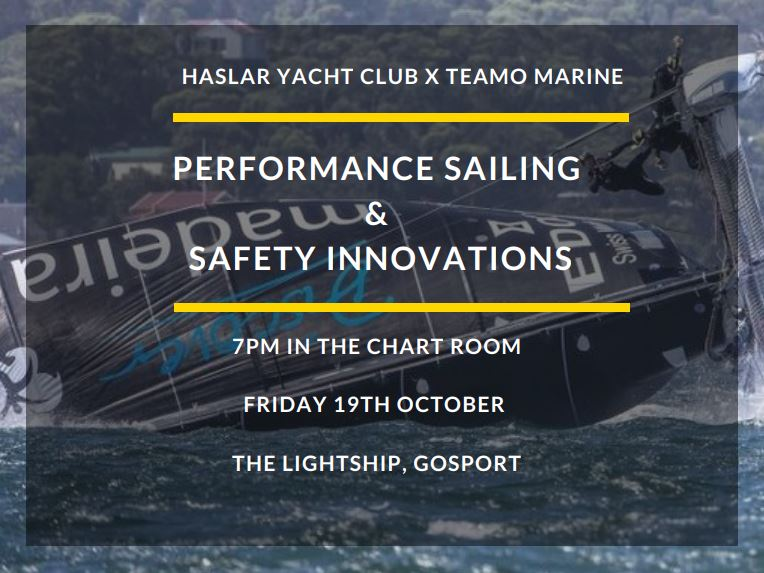 TeamO Talks: Performance Sailing & Safety Innovation