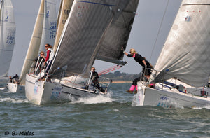 TeamO confirmed as party sponsor at the 10th Dubarry Women's Open Keelboat Championships