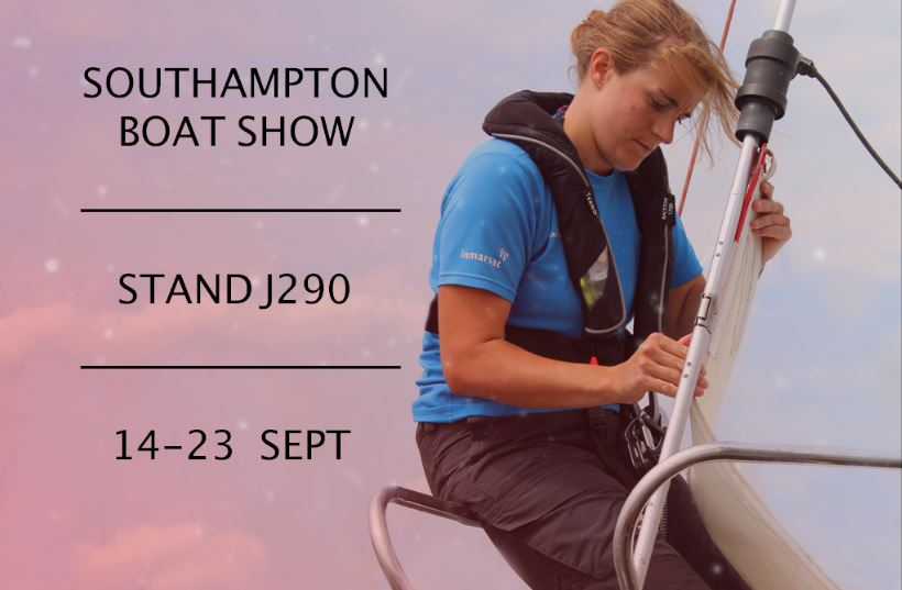 Find us at Southampton Boat Show!