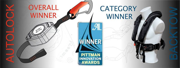 TeamO Pittman Innovation Award AutoLock Safety Tether