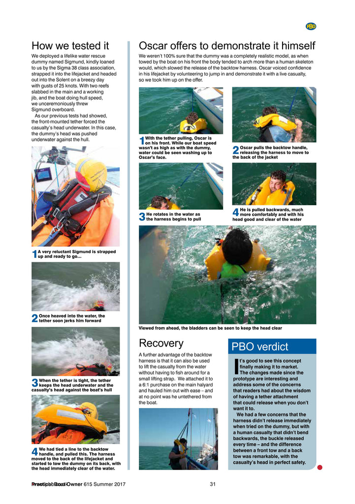 Practical Boat Owner TeamO Marine Product Review Page 2