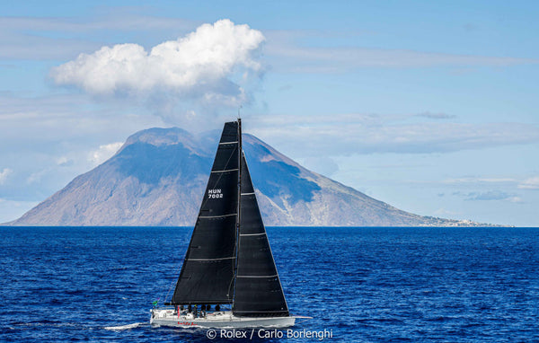 How to win the Rolex Middle Sea Race