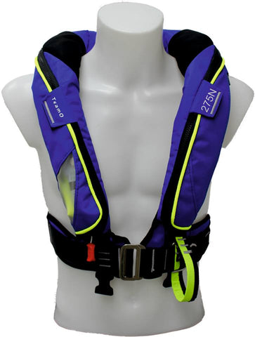 275N Blue BackTow Lifejacket Harness