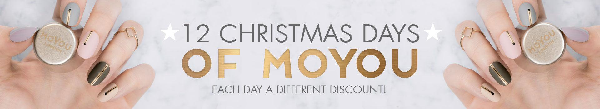 12 DAYS OF MOYOU