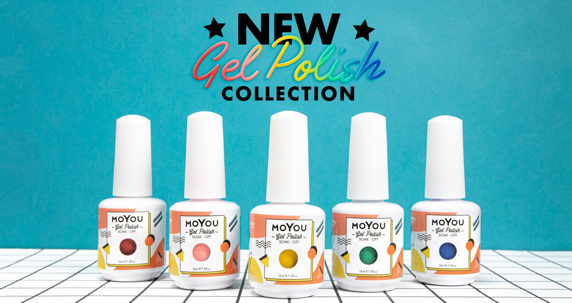 Premium Gel Polishes
