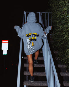 OUT OF ORDER REFLECTIVE HOODIE