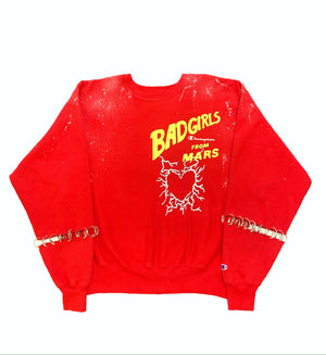 BAD GIRLS FROM MARS CREWNECK