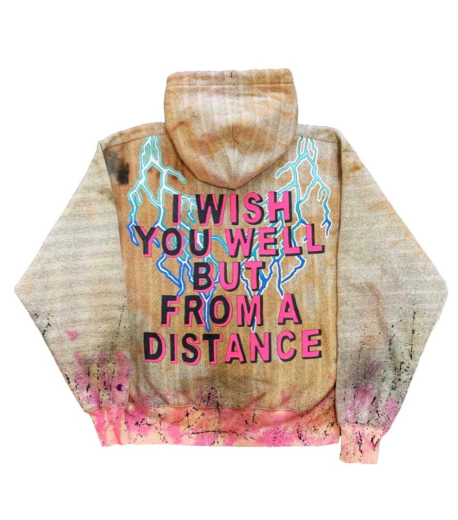 FROM A DISTANCE HOODIE