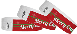 Holiday Wristbands