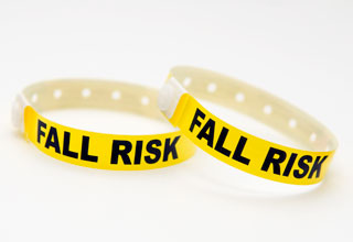 Fall Risk Wristbands