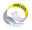 tabless wristbands