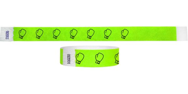 3/4 Boxing Gloves Wristbands