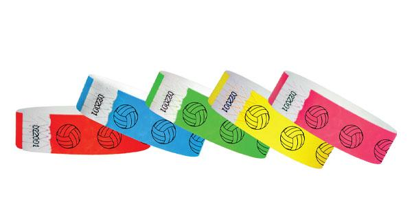 3/4 VolleyBall Wristbands
