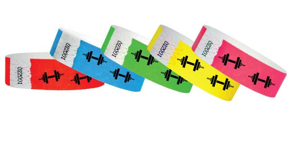 3/4 Weights Wristbands
