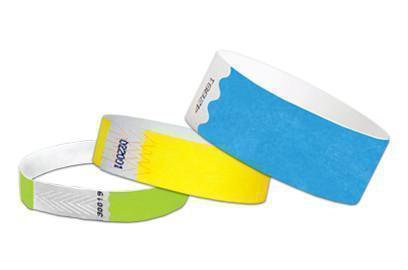 Tyvek <br> Wristbands