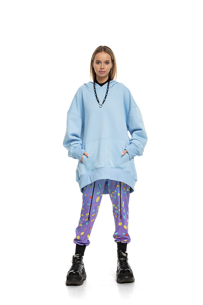 Super Oversized [Blue] Sweatshirts