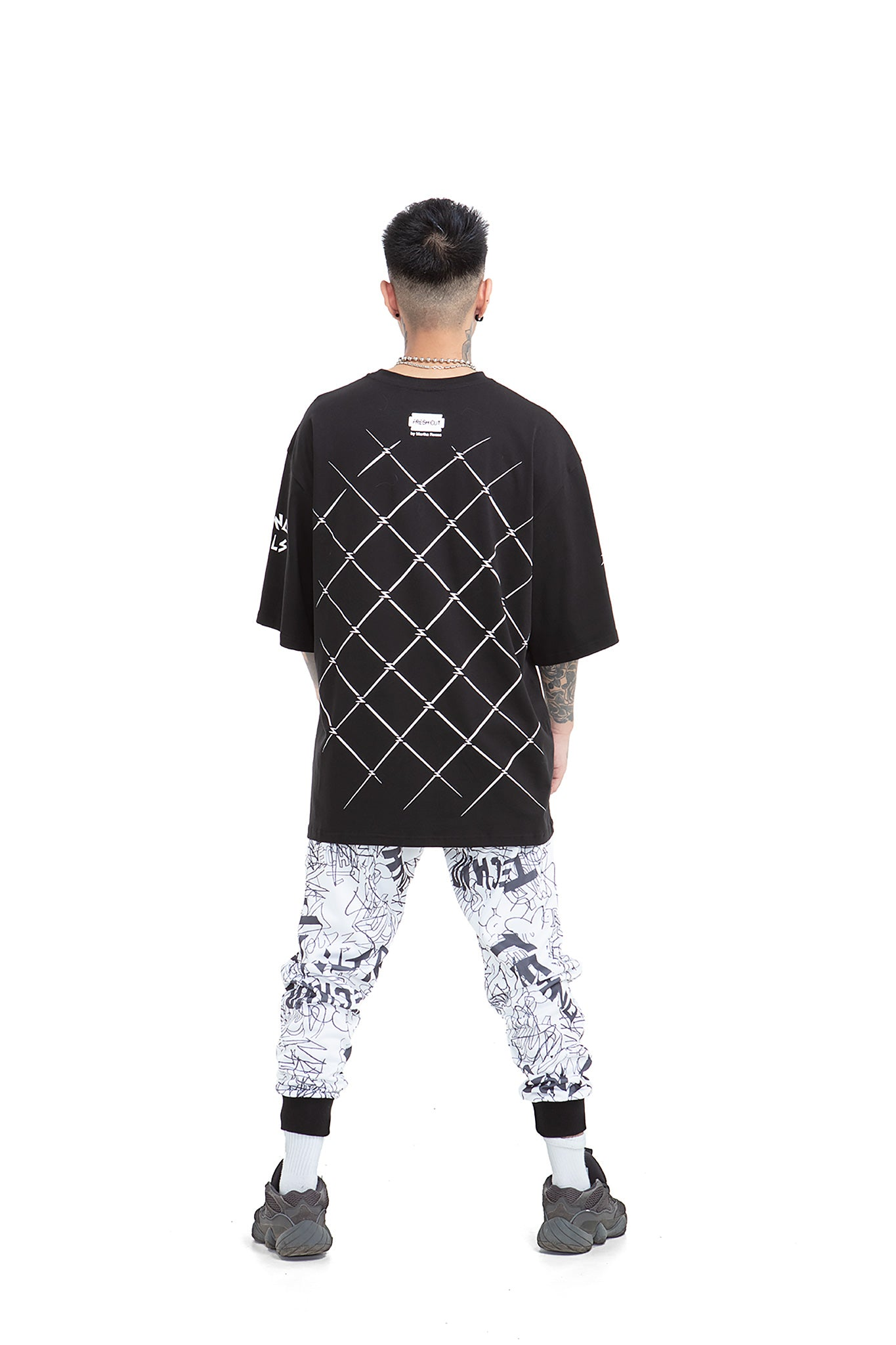 Techno Rebels Oversized Unisex T-shirt