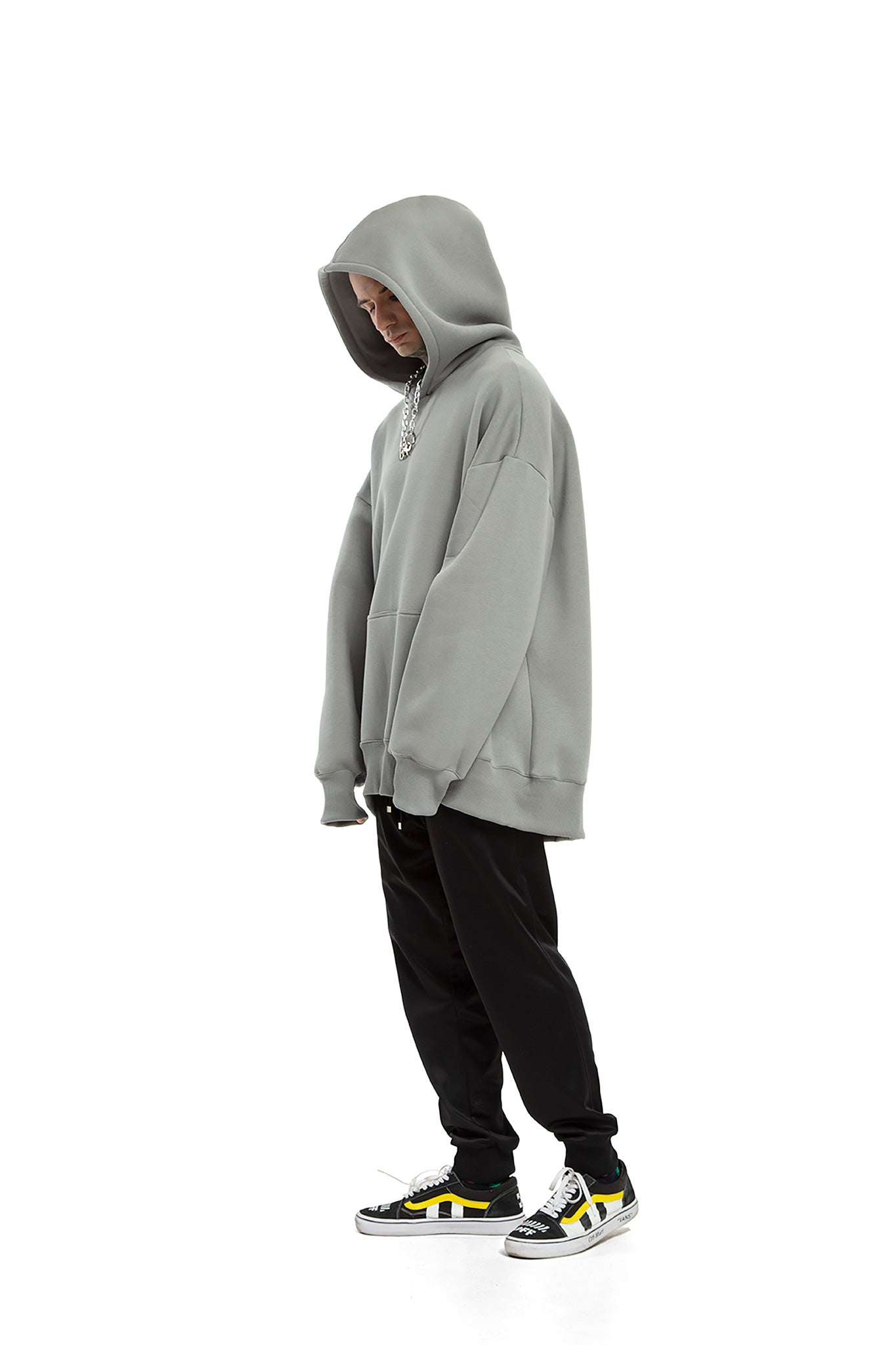 Super Oversized [Gray] Sweatshirts