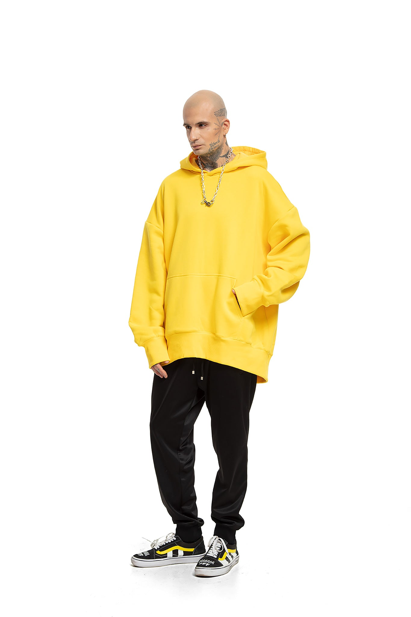 Super Oversized [Yellow] Sweatshirts