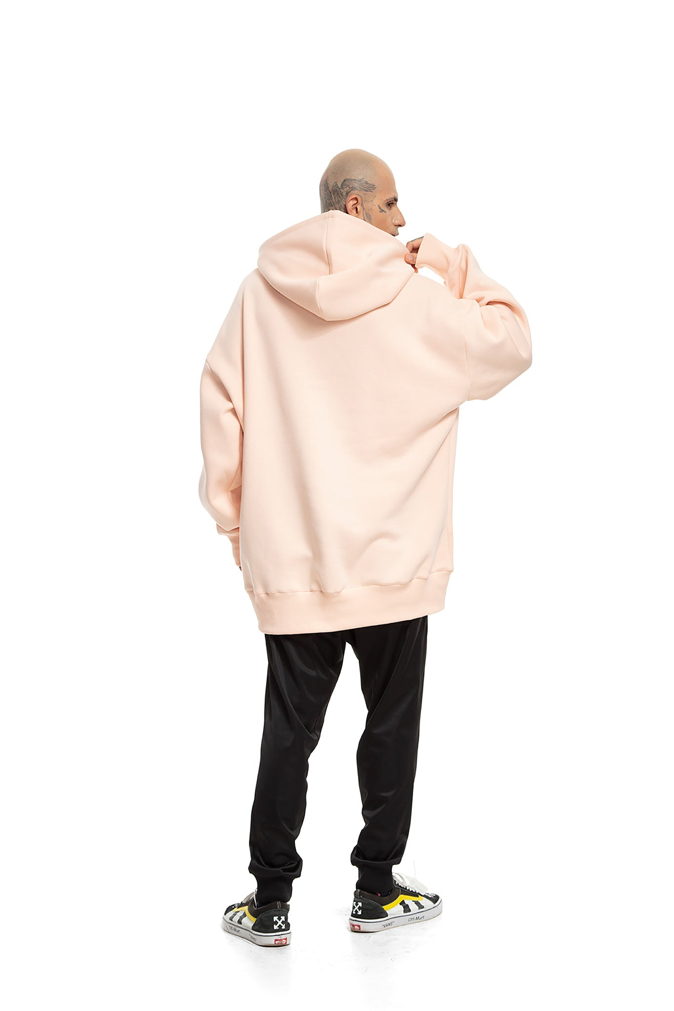 Super Oversized [Peach] Sweatshirts
