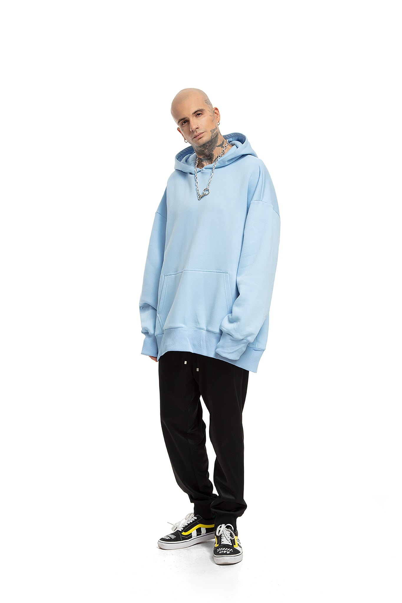 Super Oversized [Blue] Hoodie