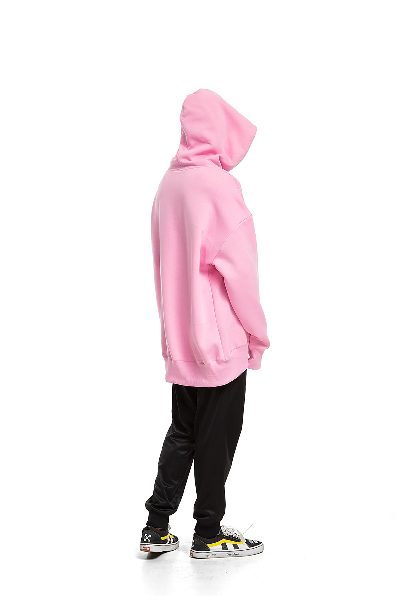 Super Oversized [Dark Pink] Sweatshirts