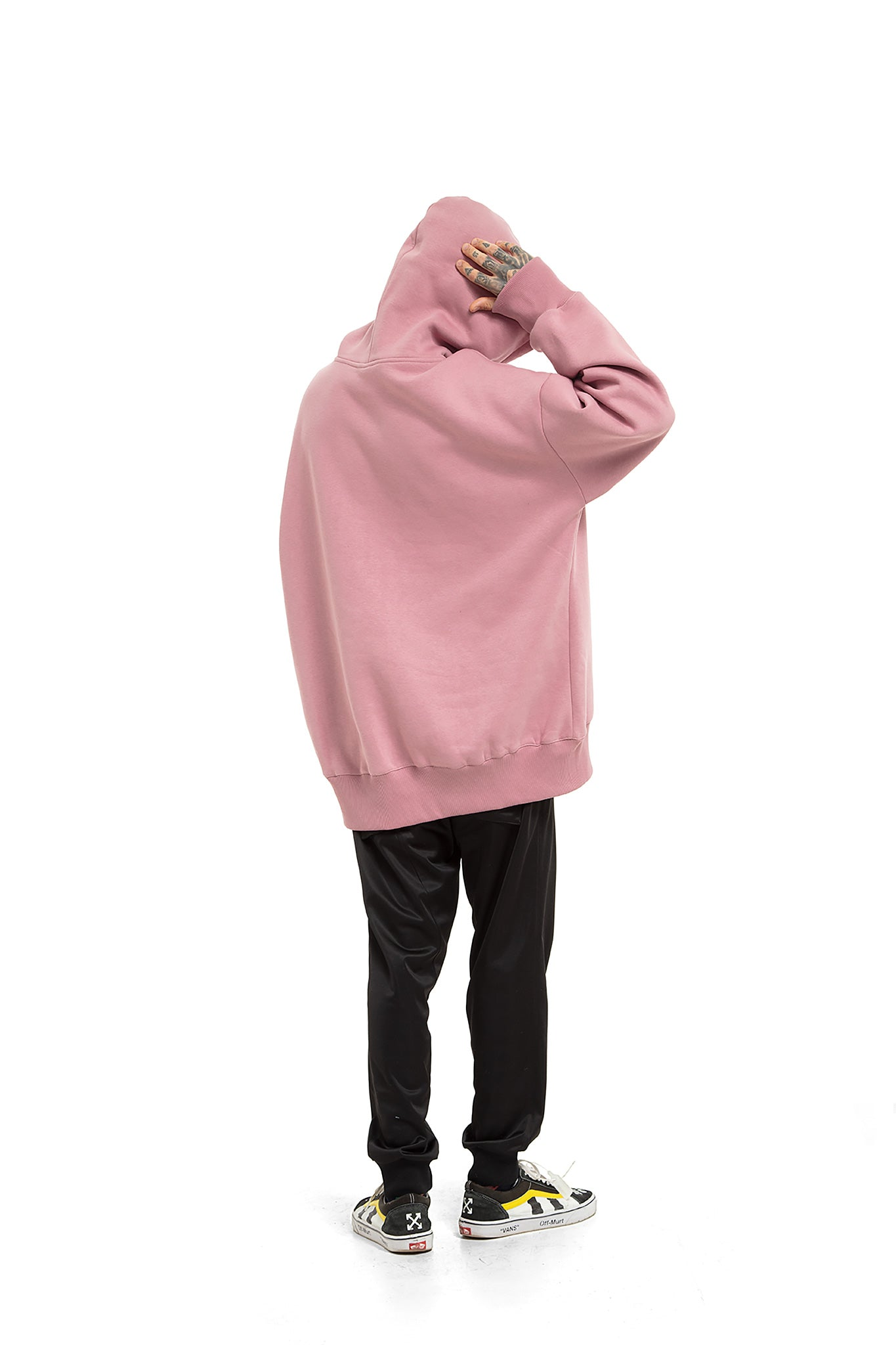 Super Oversized [Lilac] Hoodie