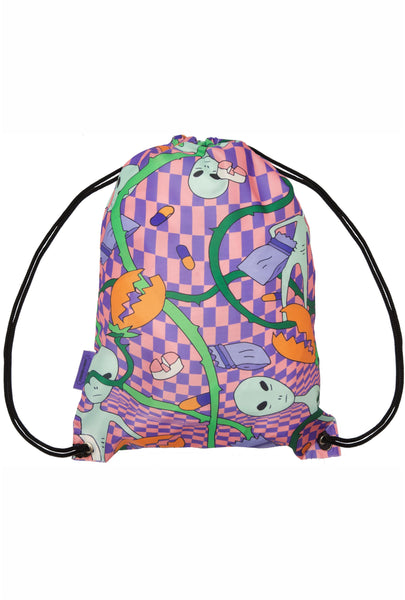 Alienated Backpacks