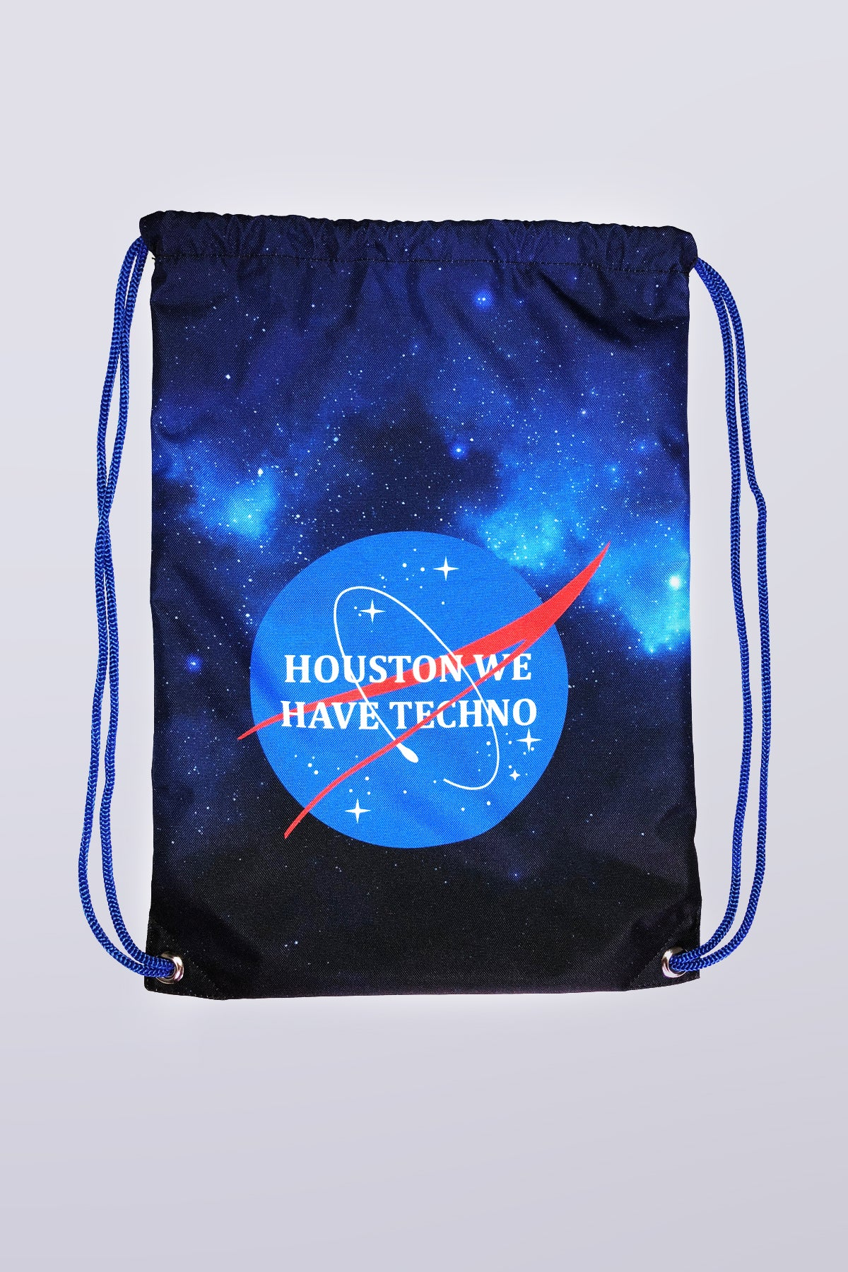 Houston, We Have Techno Backpacks