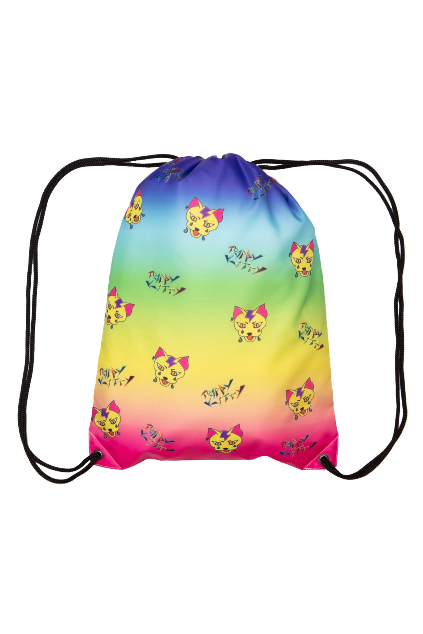Trippy Kitty Backpacks