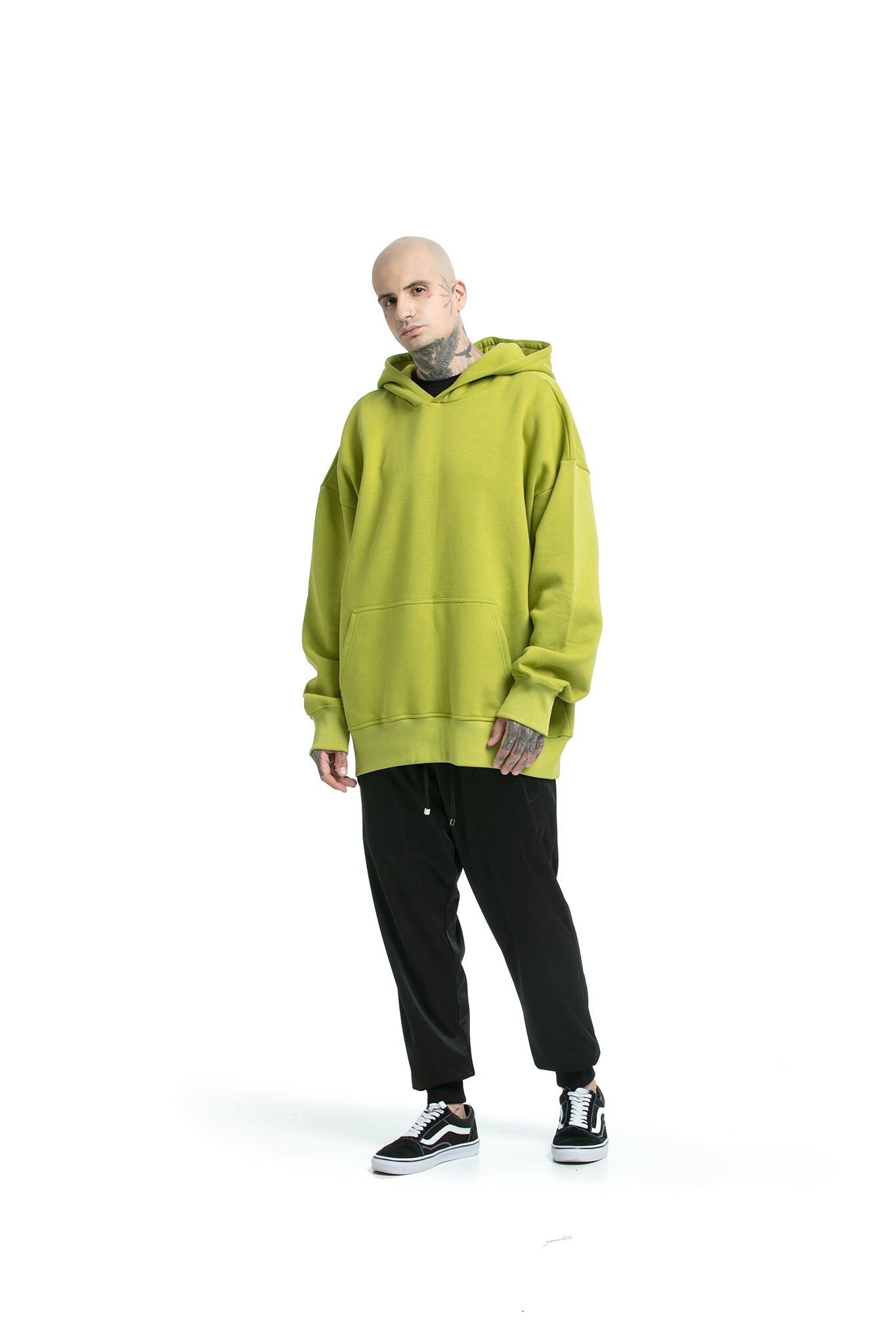 Super Oversized [Olive] Sweatshirts