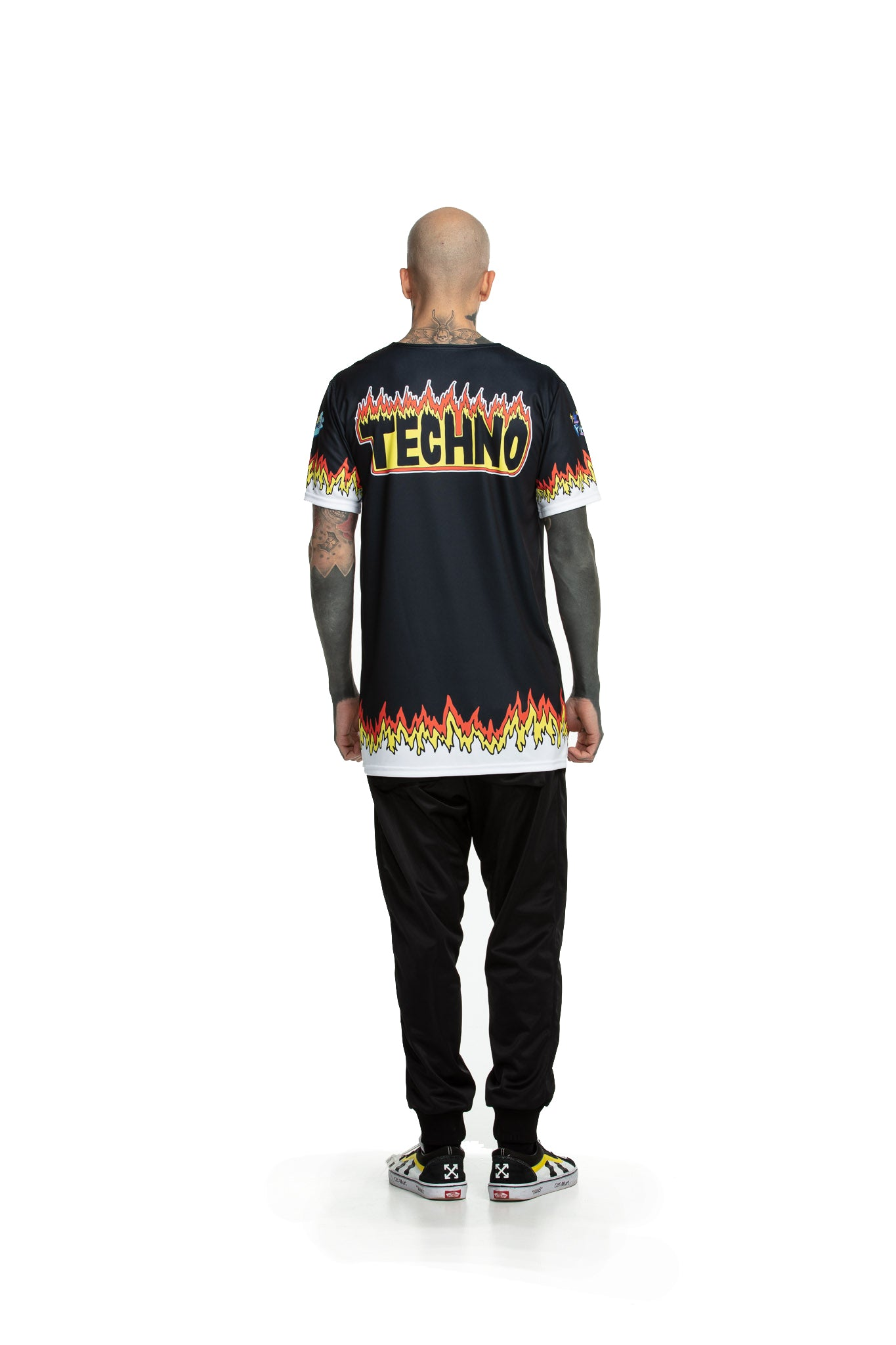 Techno pills - oversized T-shirt
