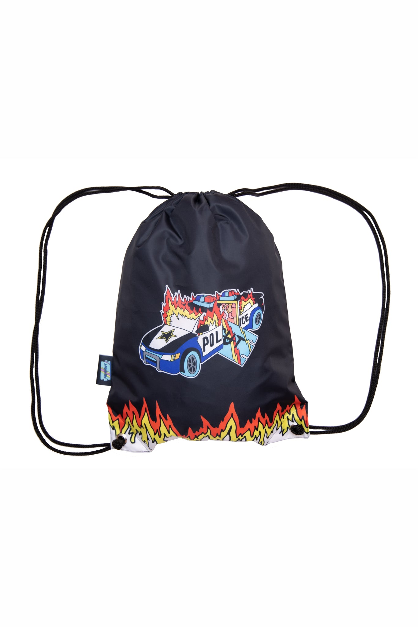FRESH CUT police Backpacks