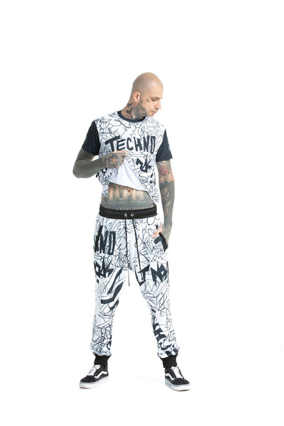 Graffiti - Men Joggers
