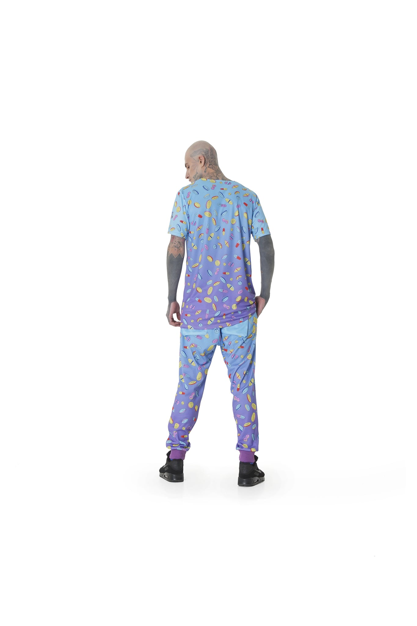 Pills Purple melt - Men Joggers